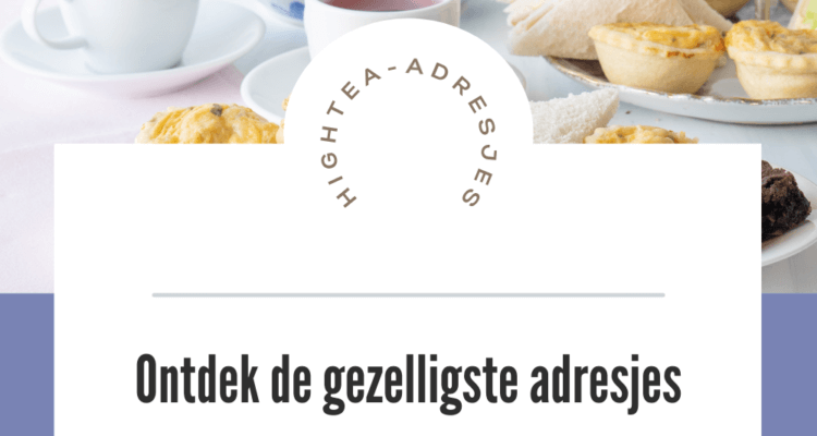 high tea adresjes amsterdam